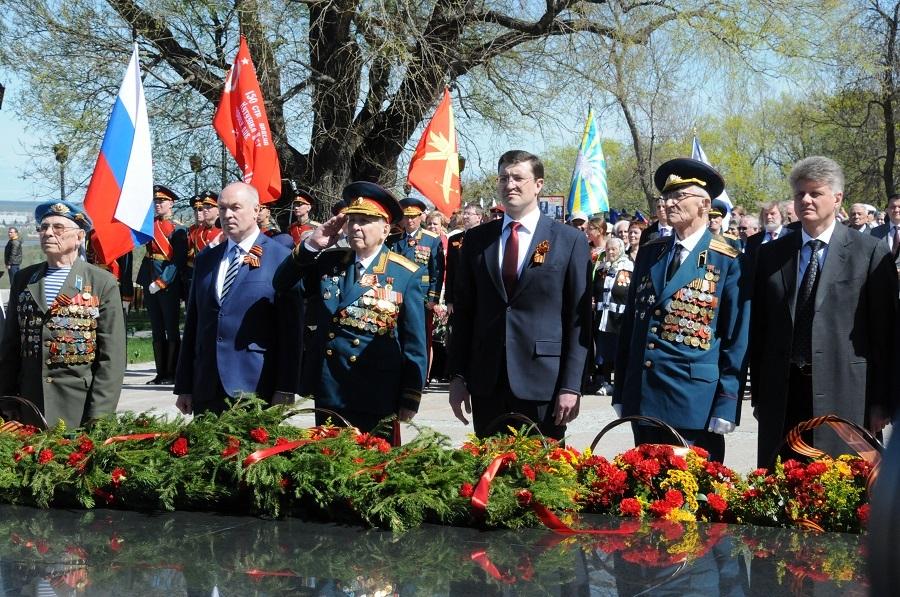 «Бессмертный полк» в Нижегородской области собрал 120 тыс. человек 3