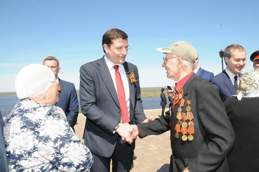 «Бессмертный полк» в Нижегородской области собрал 120 тыс. человек 4