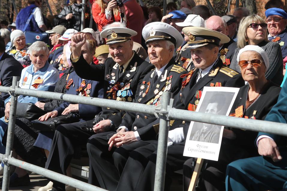 В Нижнем Новгороде прошел парад Победы. ФОТОРЕПОРТАЖ 10