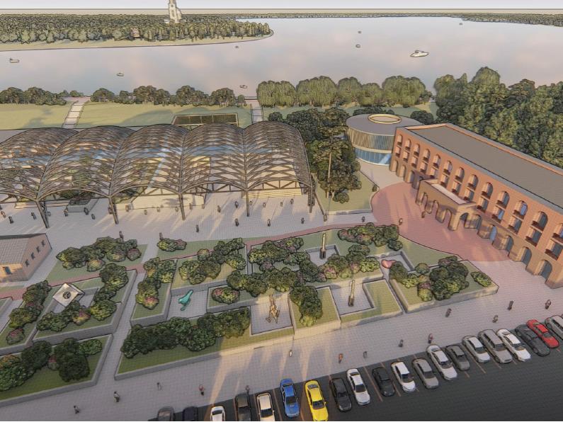 Крупный инвестор построит в Нижегородской области индустриальный туристический комплекс 1
