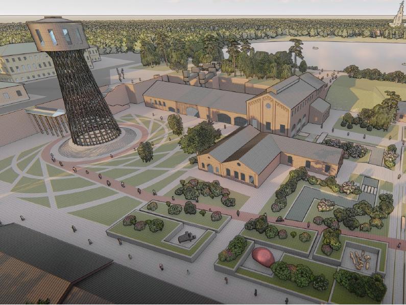 Крупный инвестор построит в Нижегородской области индустриальный туристический комплекс 2
