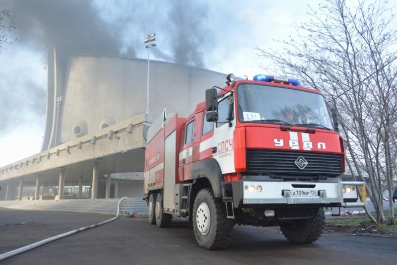На восстановление Дворца спорта в Красноярске дополнительных бюджетных денег не выделят 1