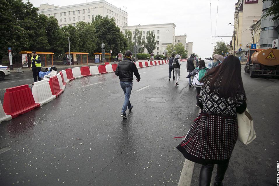 В Ростове состоялся матч открытия стадиона к ЧМ-2018 ФОТО 1