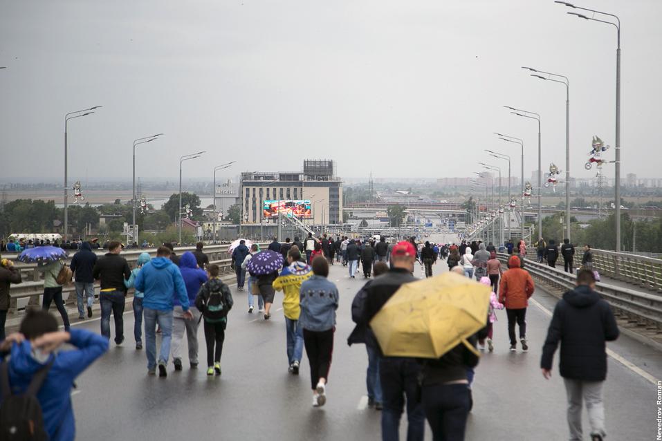 В Ростове состоялся матч открытия стадиона к ЧМ-2018 ФОТО 2