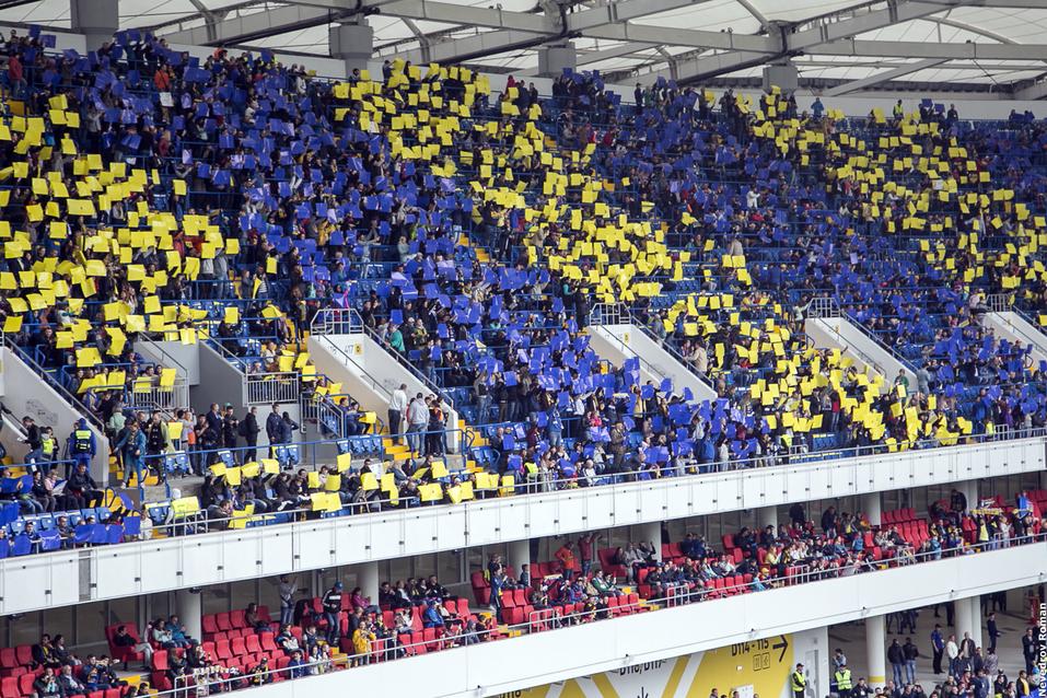 В Ростове состоялся матч открытия стадиона к ЧМ-2018 ФОТО 5