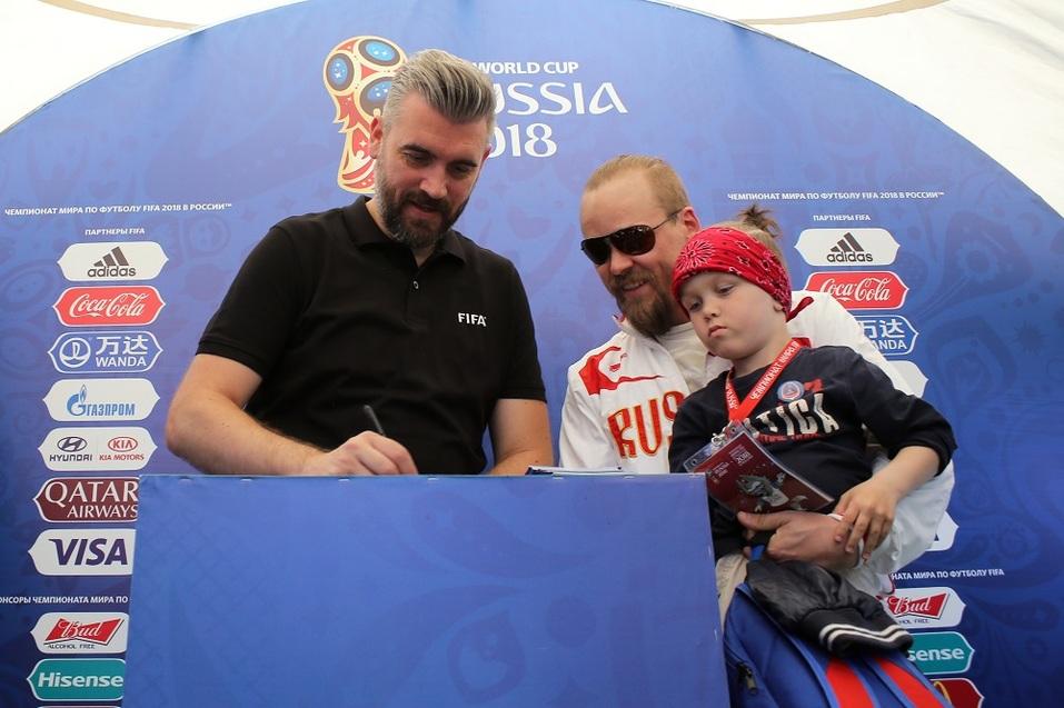 Праздник футбола прошел в Нижнем Новгороде. ФОТОРЕПОРТАЖ 3