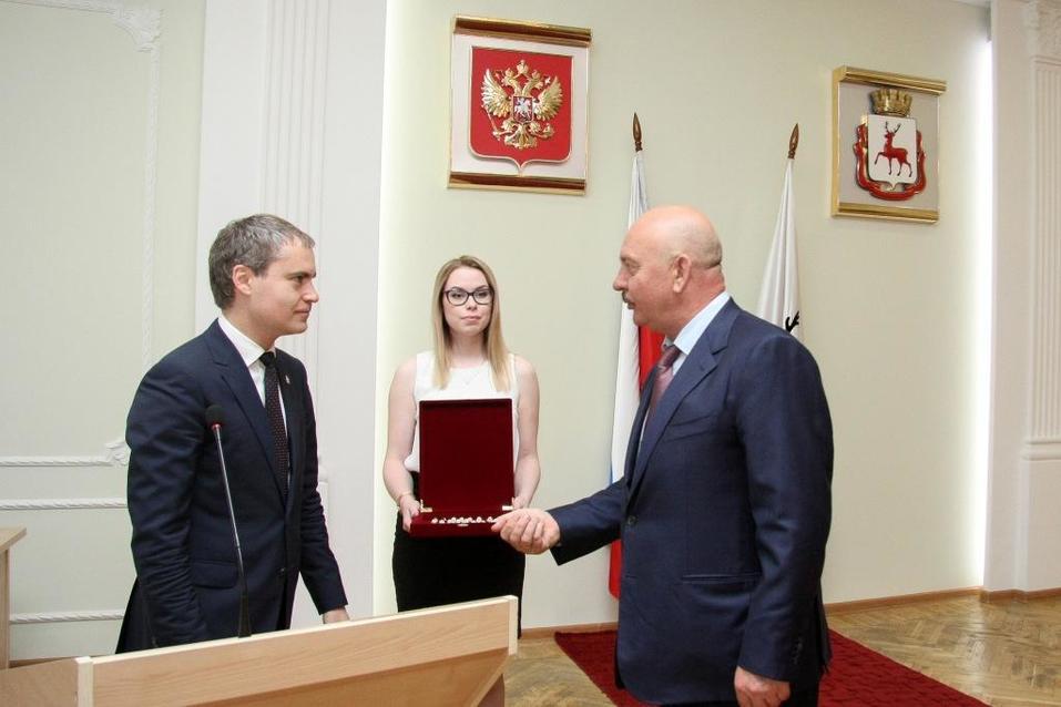 «С нас особенный спрос». Глава Нижнего Новгорода наградил своих коллег  2