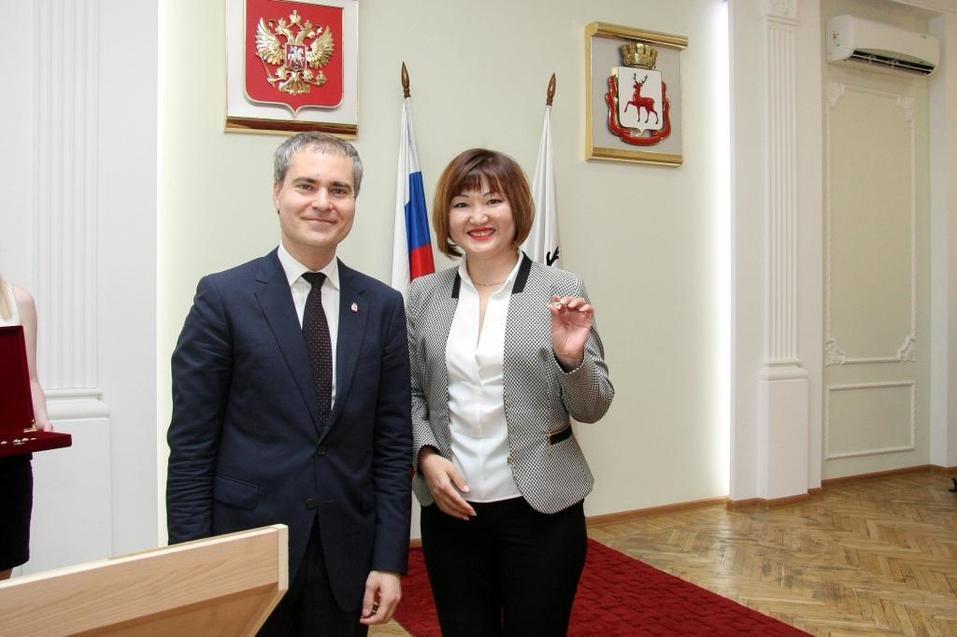 «С нас особенный спрос». Глава Нижнего Новгорода наградил своих коллег  3