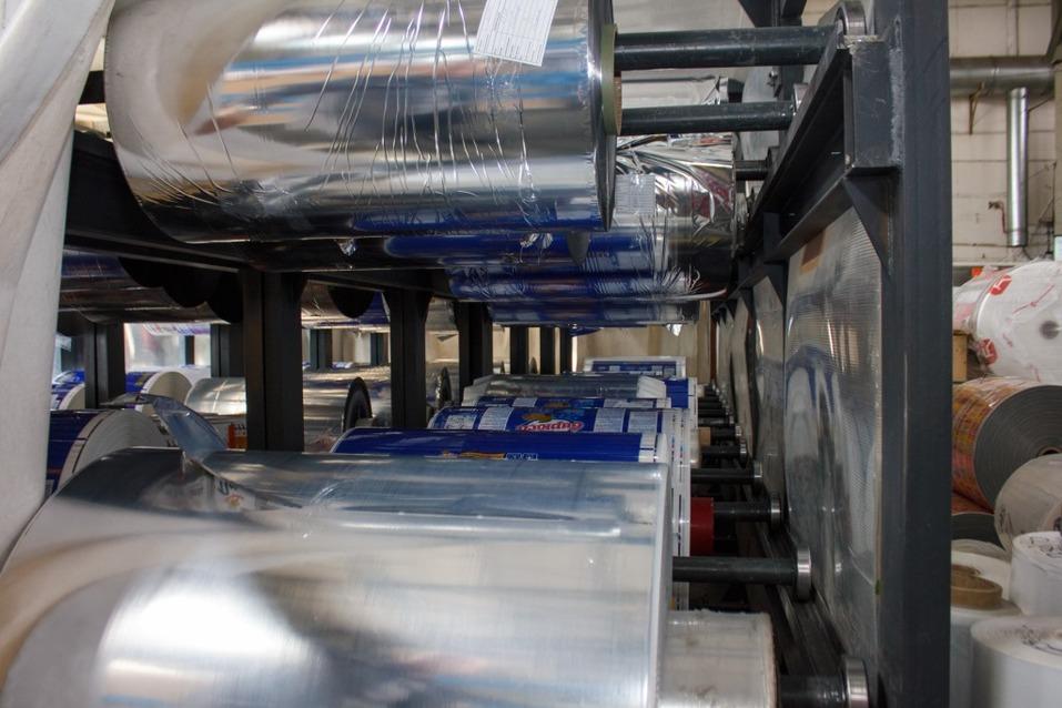 15 тонн пакетов и упаковки в сутки — как это? Экскурсия по предприятию «Нео-Пак» 6