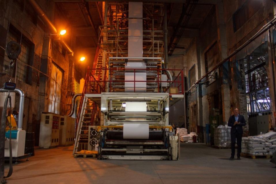 15 тонн пакетов и упаковки в сутки — как это? Экскурсия по предприятию «Нео-Пак» 10
