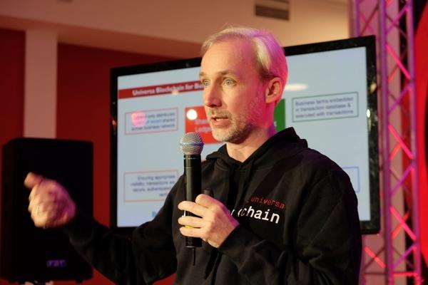 Александр Бородич: «Нужен «браузер для блокчейна» 2
