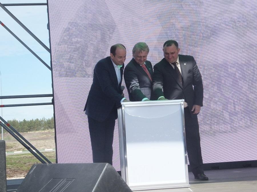 И Валуев там был. В Нижегородской области открыли комплекс по сортировке мусора. ФОТО 3