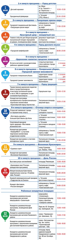 «Красноярск: без десяти четыреста!» 2
