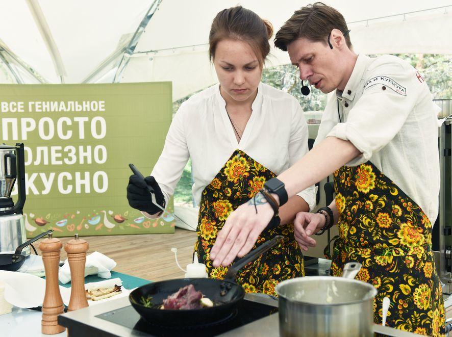 Кулинарный фестиваль «Арзамасский гусь» собрал 4 тыс. гостей. ФОТО 3