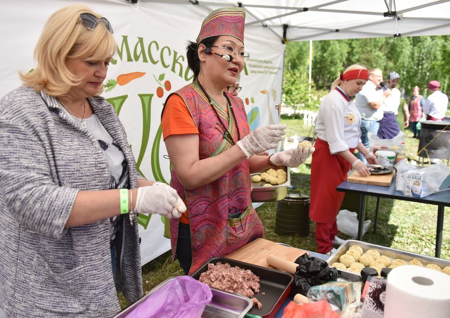 Кулинарный фестиваль «Арзамасский гусь» собрал 4 тыс. гостей. ФОТО 4
