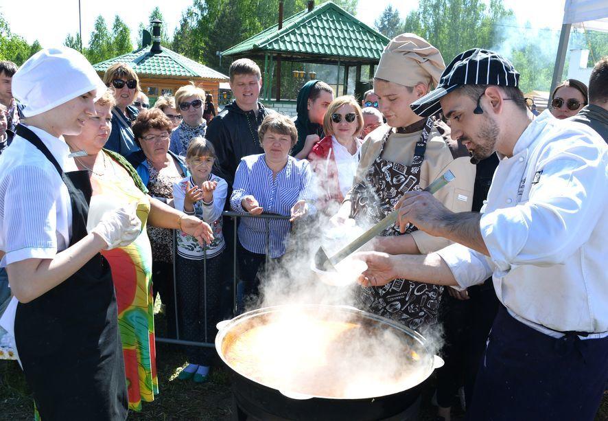Кулинарный фестиваль «Арзамасский гусь» собрал 4 тыс. гостей. ФОТО 6