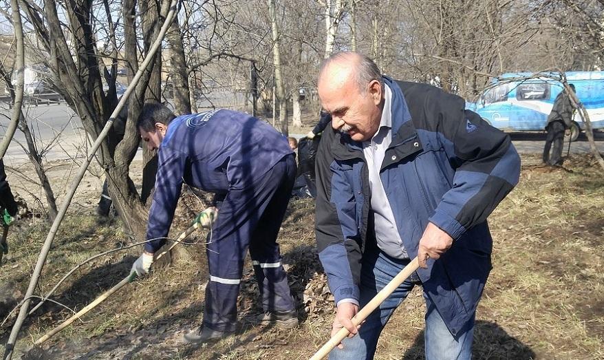 Вывезли 220 куб.м. мусора. Нижегородский водоканал завершил уборку на своих объектах  2