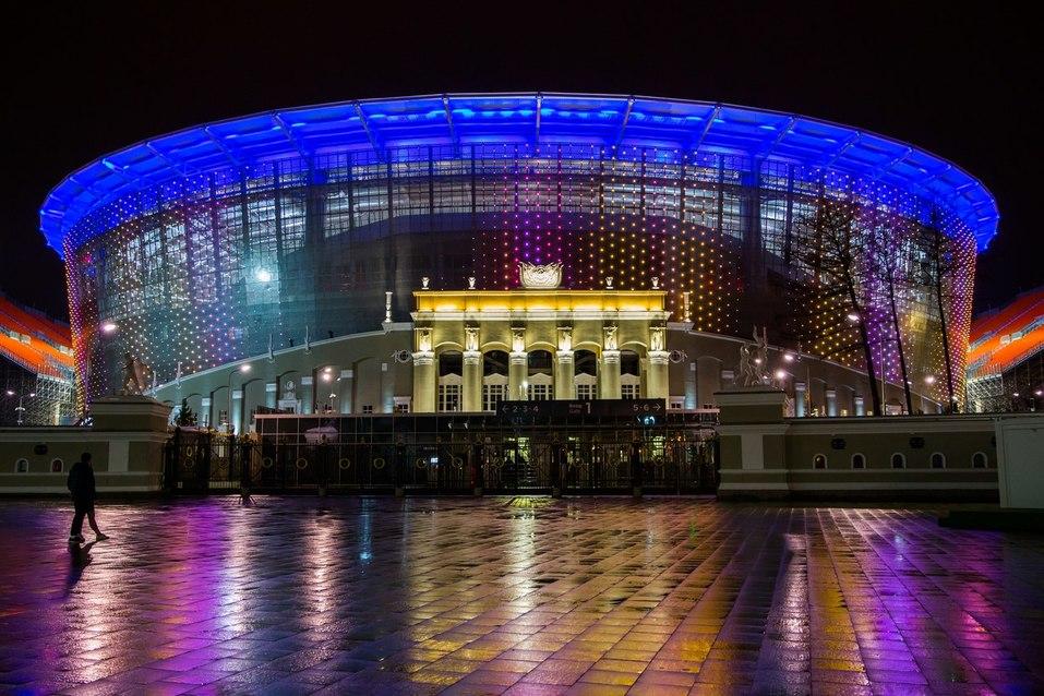 Тимур Уфимцев: «К «Екатеринбург-Арене» невозможно остаться равнодушным»  4