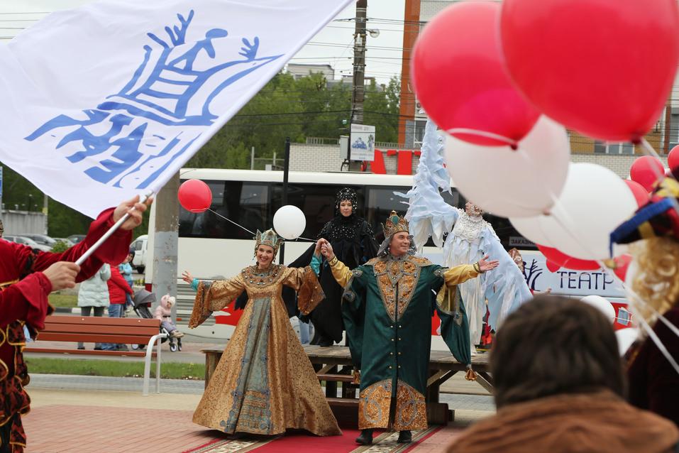 «Открытие театра «Вера» - большое событие в жизни Нижнего Новгорода», - Глеб Никитин 2