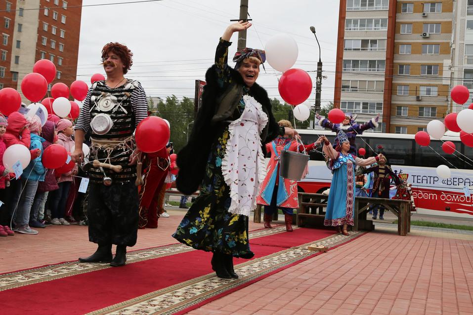 «Открытие театра «Вера» - большое событие в жизни Нижнего Новгорода», - Глеб Никитин 4