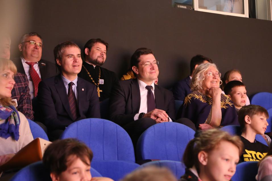 «Открытие театра «Вера» - большое событие в жизни Нижнего Новгорода», - Глеб Никитин 6