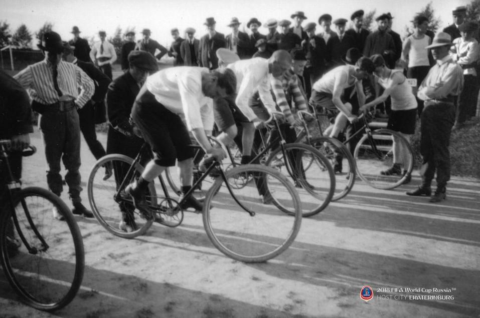 От велодрома до «Екатеринбург-Арены»: сто лет истории главного стадиона города  2