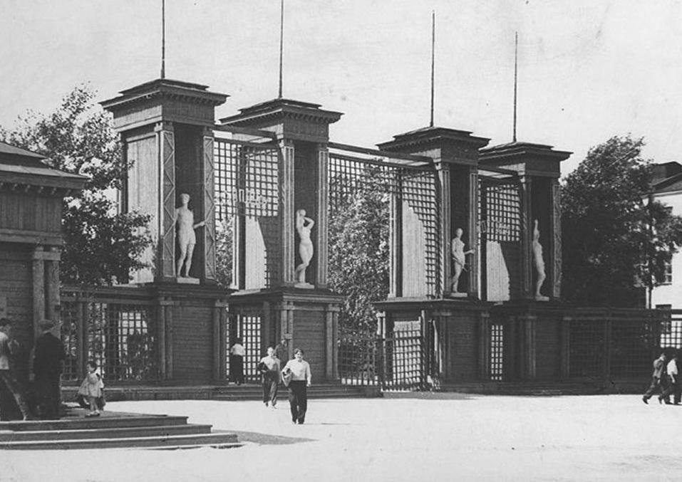 От велодрома до «Екатеринбург-Арены»: сто лет истории главного стадиона города  6