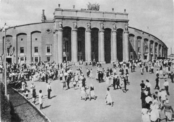 От велодрома до «Екатеринбург-Арены»: сто лет истории главного стадиона города  8