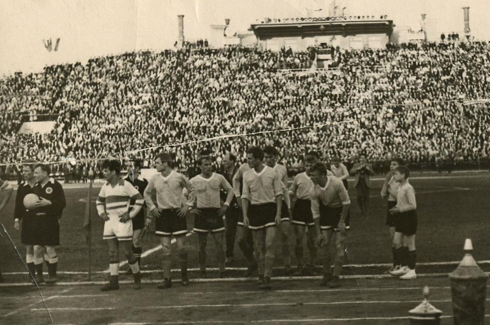От велодрома до «Екатеринбург-Арены»: сто лет истории главного стадиона города  9