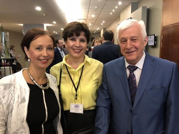 Руководитель красноярской страховой компании избрана в Президиум РСА на три года 1