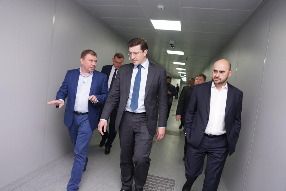 МТС инвестирует 2,8 млрд руб. в цифровизацию Нижегородской области  2