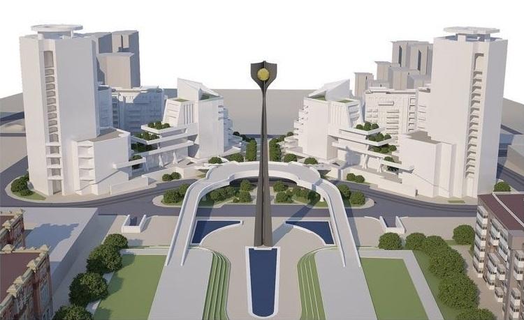 В Ростове за Театральной площадью построят элитный жилой комплекс за 3 млрд руб. 1
