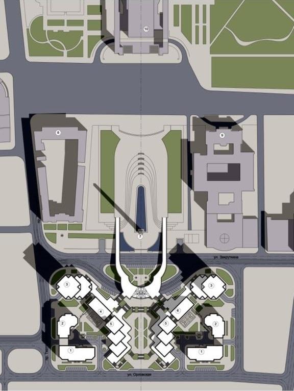В Ростове за Театральной площадью построят элитный жилой комплекс за 3 млрд руб. 3