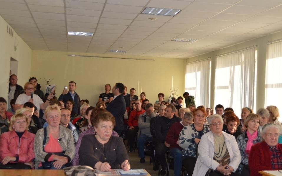 В Нижнем Новгороде впервые представили новую маршрутную сеть 1