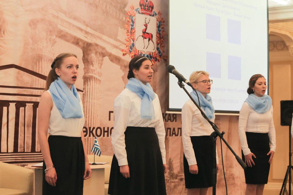 Греческий Ираклион стал шестнадцатым городом-побратимом Нижнего Новгорода 6