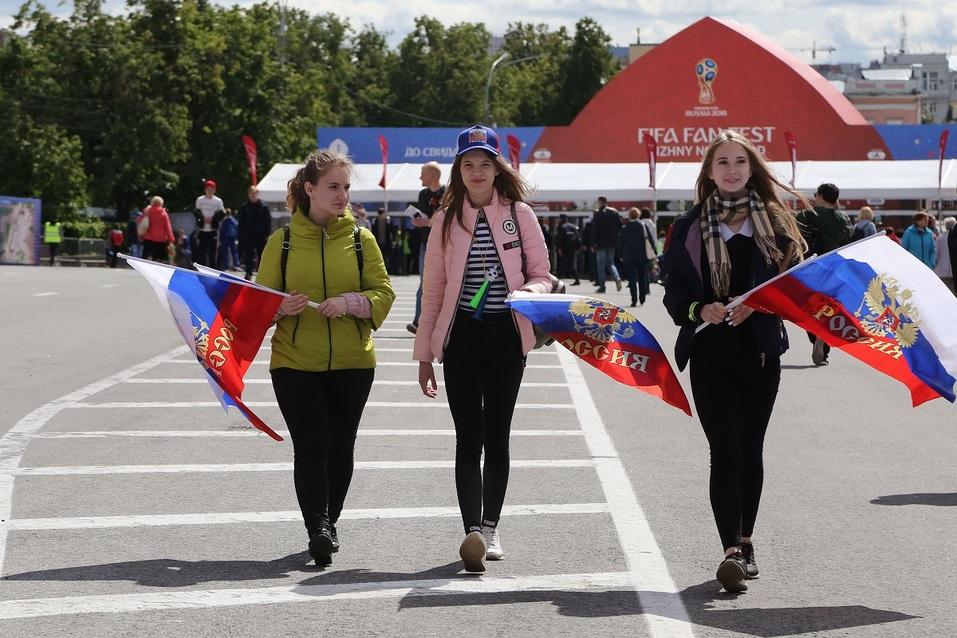 В Нижнем Новгороде начал свою работу Фестиваль болельщиков. ФОТО  6