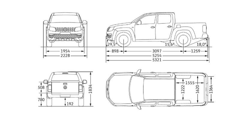Volkswagen Amarok – без компромиссов 5