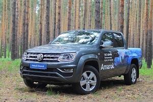 Volkswagen Amarok – без компромиссов 1