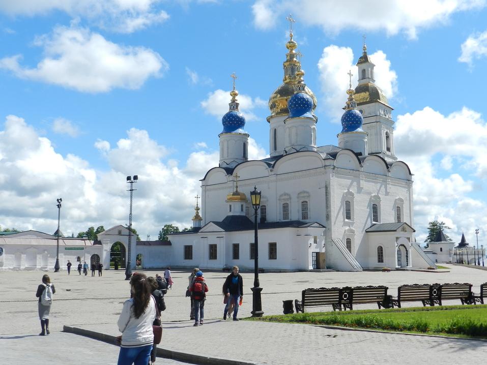 Мамонты, Кремль и сибирское гостеприимство. Зачем уральцам ехать в Тобольск 1