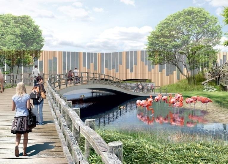 Новые подробности. Каким будет мега-зоопарк от «Синары» за 5 млрд руб.  2