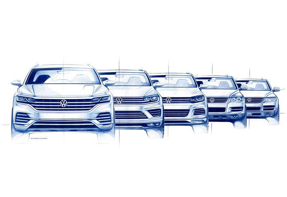 НОВЫЙ Volkswagen Touareg  – Ему есть, чем вас удивить!  2