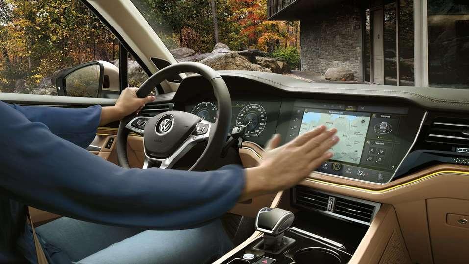 НОВЫЙ Volkswagen Touareg  – Ему есть, чем вас удивить!  3