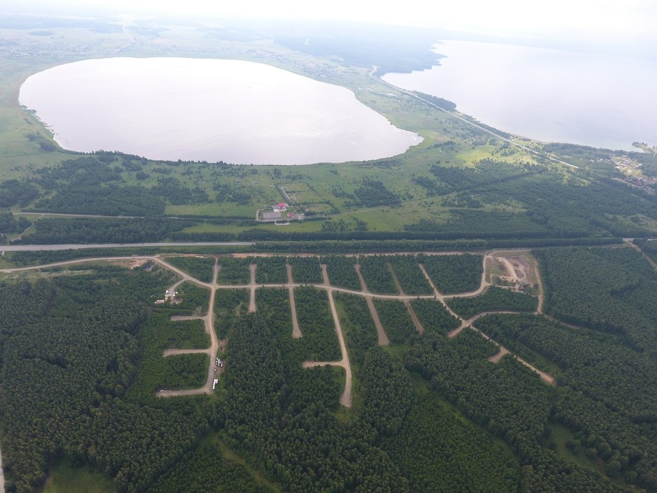 Район возле озера Увильды застроят дачным поселком 1