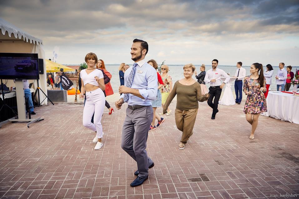 Встреча без галстуков: в Челябинске прошел главный open-air лета Business Residence-2018 5