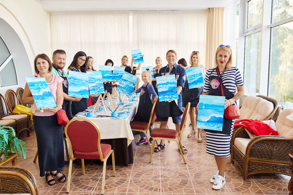 Встреча без галстуков: в Челябинске прошел главный open-air лета Business Residence-2018 15