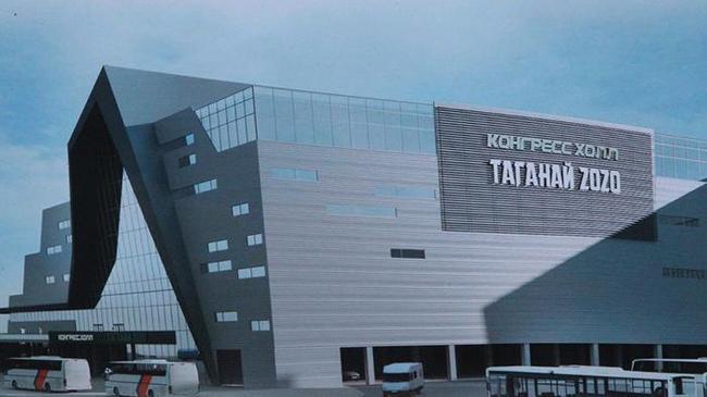 К строительству конгресс-холла в Челябинске подключился крупный завод 1