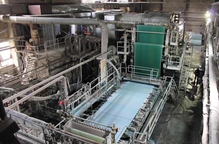 На Южном Урале планируют вложить 90 млн руб. в выпуск основы для туалетной бумаги 1