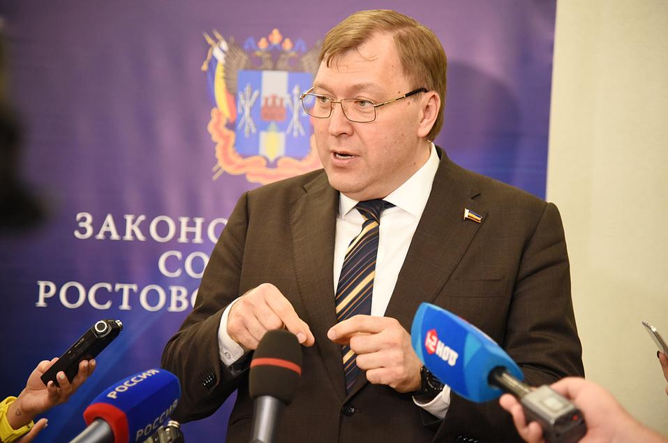 Александр Ищенко: «Агломерации — это воздух для Ростовской области» 1