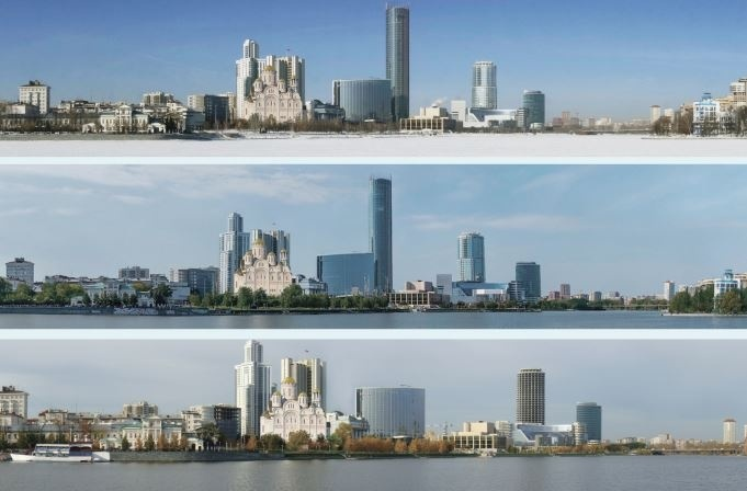 Строительство храма Святой Екатерины начнется в декабре этого года 2
