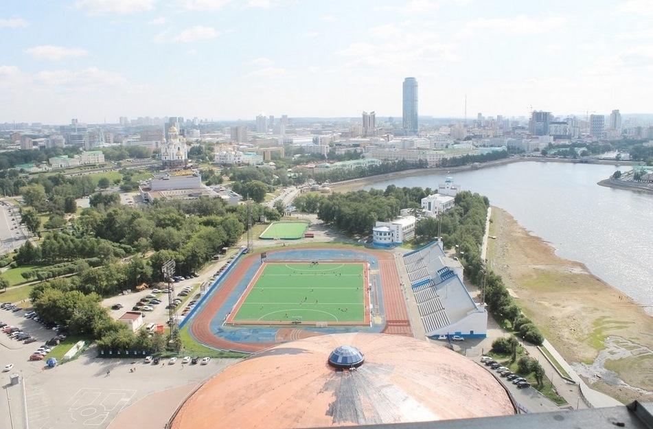 В центре Екатеринбурга продают жилую башню. За что просят 75 млн руб.? 2